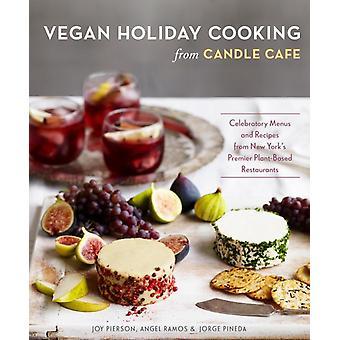 Vegan vakantie koken van kaars Cafe 9781607746478