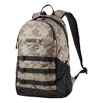 Puma Style Backpack - Shitake Camo AOP