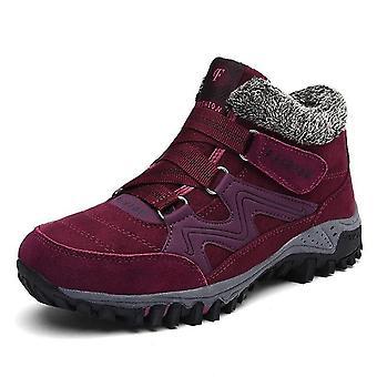 Winter Waterproof Suede Shoes