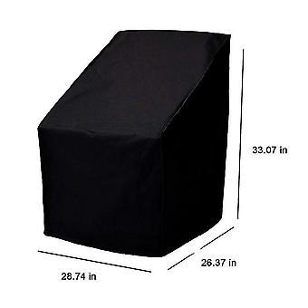 28.74 * 26.37 * 33.07In حديقة شرفة طاولة كرسي تغطية غطاء مقاوم للماء في الهواء الطلق الغبار dt5290