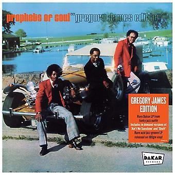 Gregory James Edition - Profeter av Soul Vinyl