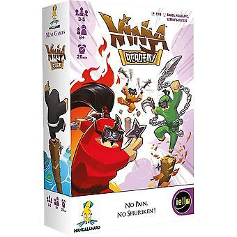 Ninja Academy Card Game