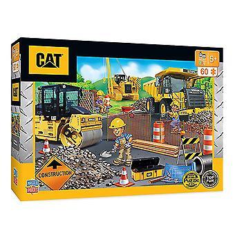 MP CAT Caterpillar Puzzle (60cs)