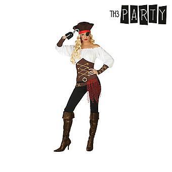 زي للبالغين القراصنة الإناث