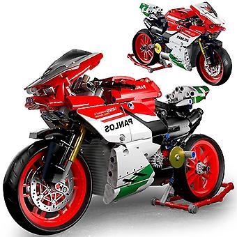 Technische ideeën Beroemde motorfiets