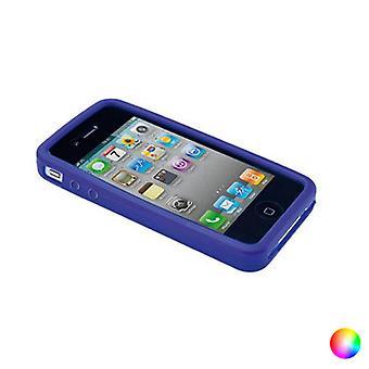 Mobildæksel Iphone 4/4S 143964 Silikone