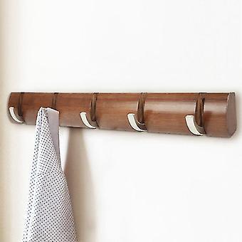 Drewniane haczyki na ubrania