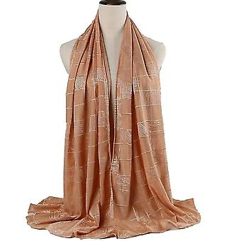 Stretchy Hijab Scarves Jersey Scarf