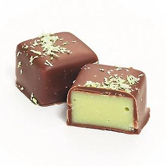 Loose Chocolates - A Kilogram Box of 'Eve' a Soft Centred Cream of Green Apple in Milk Chocolate. The Perfect Chocolate Gift by Martin's Chocolatier