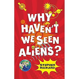 Why Haven't We Seen Aliens� (Raven Books)