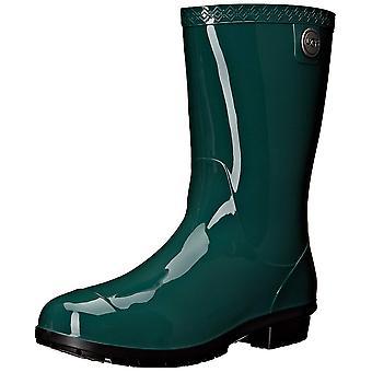 Ugg Australie Femmes Siennia Cuir Fermé Toe Ankle Cold Weather Bottes