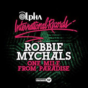 Robbie Mychals - één mijl van paradijs USA import