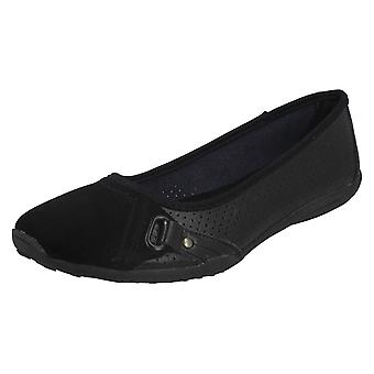 Mesdames, Down to Earth plat ballerines Casual F80260