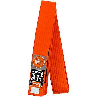 Hayabusa ungdom Jiu-Jitsu belte - oransje