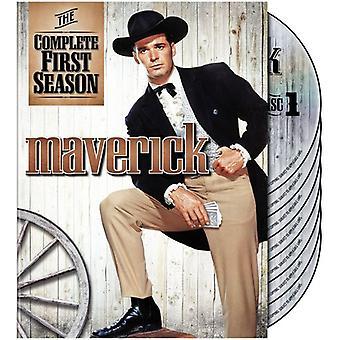 Maverick - Maverick: Sesong 1 [DVD] USA importere