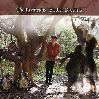 Kennedys - Better Dreams [CD] USA import