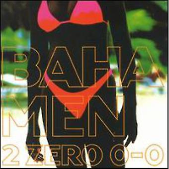 Baha Men - 2 Zero 0-0 [CD] USA import