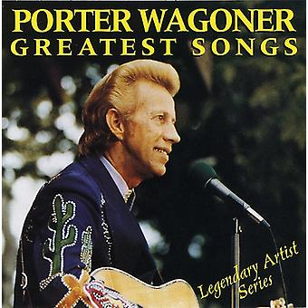 Porter Wagoner - Greatest Songs [CD] USA import