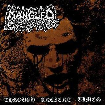 Mangled - Through Ancient Times [CD] USA import