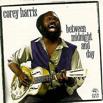 Corey Harris - mellan midnatt & dag [CD] USA import