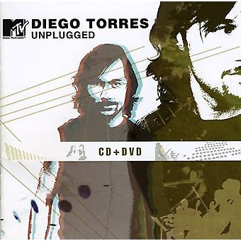 Diego Torres - MTV Unplugged [CD] USA import