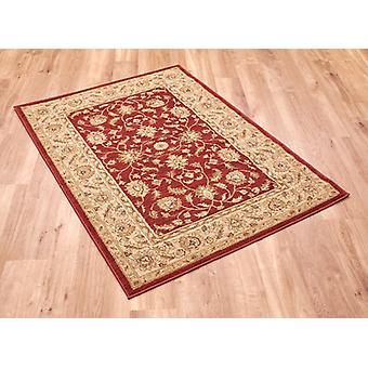Ziegler 7709-Red Dee Circle Rugs Traditional Rugs