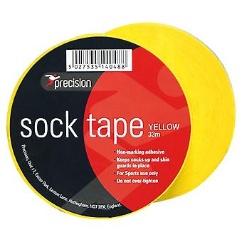 Precision Sock Tape Yellow x1