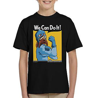 Protect The Valley Nausicaa of the Valley of the Wind Kid's T-Shirt