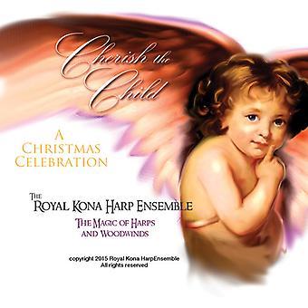 Royal Kona Harp Ensemble - Cherish the Child [CD] USA import