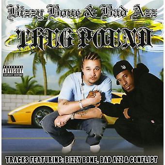 Bizzy Bone & Bad Azz - Thug Pound [CD] USA import