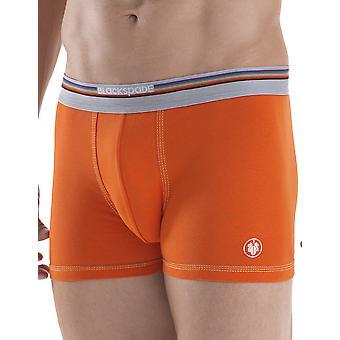 BlackSpade Colours Orange Cotton Mens Boxer M9550