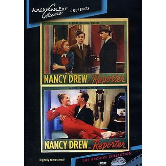 Nancy Drew Reporter (1939) [DVD] USA importere