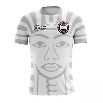 2020-2021 Египет Away Концепция футбол рубашка (Дети)