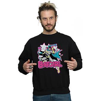איש הקומיקס DC ' s באטגירל קפיצה הסווטשרט