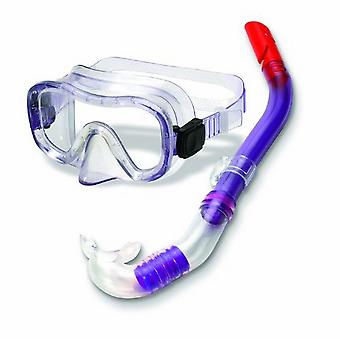 Swimline 9926 Thermotech Lagoon Mask and Snorkel Set