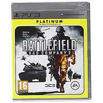 Battlefield Bad Company 2 Sony Playstation 3 - New