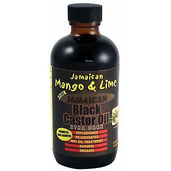 Jamaican Mango & Lime Black Castor Oil Extra Dark 4oz