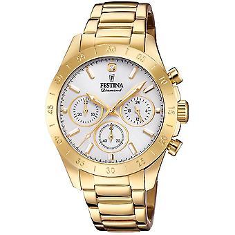 Festina Lady watch chronograph F20400-1