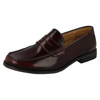 Mens Maverick Formal Loafer Style Shoes A1118