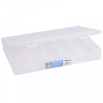 Boîte en plastique claire organisateur de Wham
