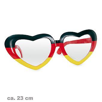 Akcesorium prank okulary olbrzym wentylatora soccer World Cup Niemcy Niemcy