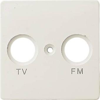 GAO Cover TV, Radio socket Business Line White EFE800TR-CV w