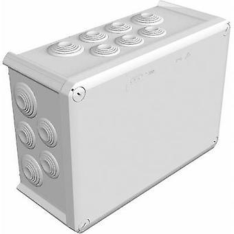 OBO Bettermann 2007125 Junction box (L x W x H) 285 x 201 x 120 mm Grey-white (RAL 7035) IP66