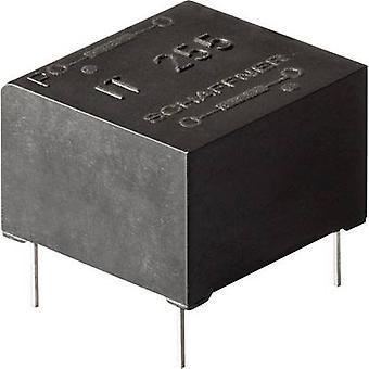 Schaffner IT255 Pulse transformer 3000 V 2.2 mH (L x W x H) 17.6 x 16.7 x 11.3 mm 1 pc(s)