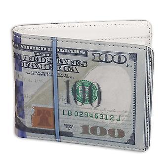 Borsa Dollarbill con materiale di compartimento di monete: poliuretano.
