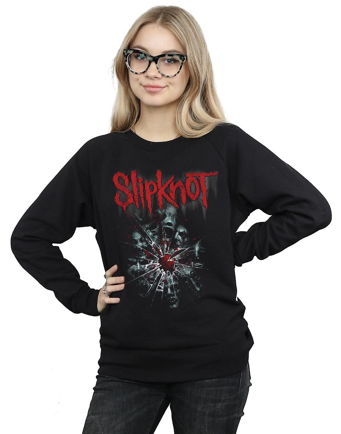 Slipknot Women's Shattered Glass Sweatshirt