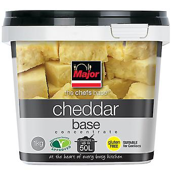 Major Gluten Free Concentrated Cheddar Cheese Stock Base
