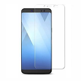 Samsung Galaxy A8 + (2018) Gehärtetes Glas Bildschirm Schutz