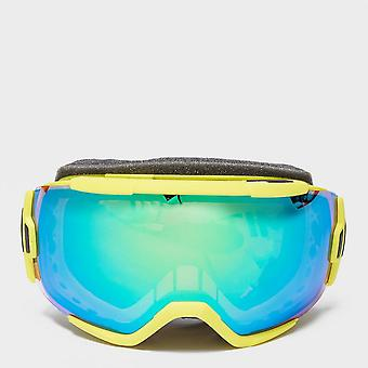 New Smith Men's Vice Snowboarding Ski Safety Goggles Yellow