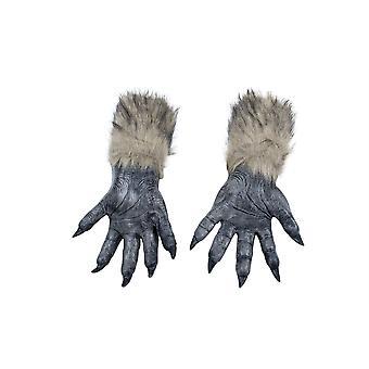 オオカミの手